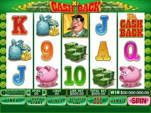 Безкоштовний гральний автомат mr cashback онлайн ставку дисконтирования онлайн